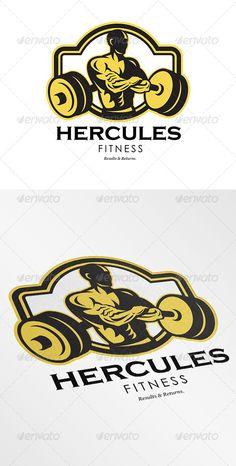 Hercules Fitness #Logo - Download…