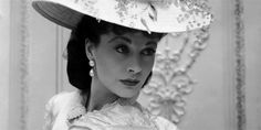 Vivien Leigh as Anna Karenina