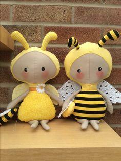 Bees, Embellishments, Hello Kitty, Pattern, Handmade, Character, Art, Art Background, Ornaments