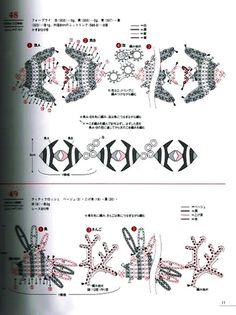 CROCHET edging & Braid 100 (II) Asahi - Fien Harini - Picasa Web Albums