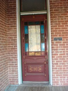 The door I want to find