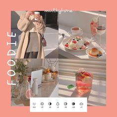 """84 curtidas, 1 comentários - 𝗘𝗗𝗜𝗧𝗜𝗡𝗚 𝗡𝗘𝗘𝗗𝗦 ♡ (@milkytone) no Instagram: """"FOODIE 🥄 filter : SS3/+60 pict : pinterest/we heart it @milkytone doesn't own any photos, all…"""" Photography Editing Apps, Photo Editing Vsco, Vsco Photography, Instagram Photo Editing, Photography Filters, Best Vsco Filters, Editing Pictures, Lightroom, Poses"""