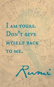 I am yours  #Love #Own #Quotes