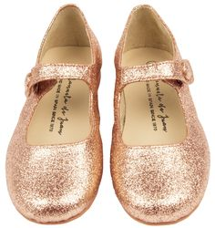 Shop The Maa Girls Mimi Shoes In Gold At Elias & Grace. Browse The Cutest Girls Clothes From Maa, Handpicked By Elias & Grace