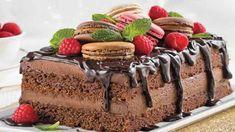 Gâteau mousse chocolat