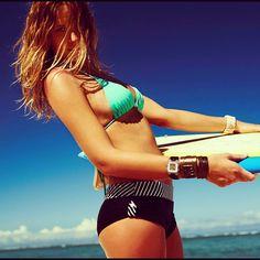 #MyBikini Monday! Featuring the Love n Surf Bikini shot on location in Fiji!