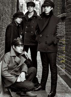 'Another Hard Day's Night': Jake Bugg para GQ USA Septiembre 2014