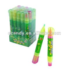 Novelty Gum | Funny pen & spray candy