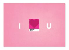 For Typography Geeks: Adorable Valentine's Day Cards