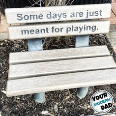 Let them play - Your Modern Dad