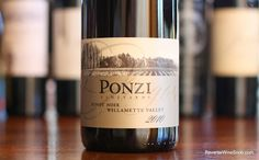 The Reverse Wine Snob: Ponzi Vineyards Willamette Valley Pinot Noir 2010 - On The Up And Up. A legitimately good Saturday Splurge. http://www.reversewinesnob.com/2014/01/ponzi-vineyards-willamette-valley-pinot-noir.html