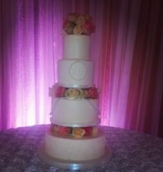 Our designs are unique, our flavors are delicious, and our demeanor is relaxed but professional. Our cakes are all individually baked to order, and every cake is always fresh, never frozen. We have over 20 flavors, and experiment with new ones all the time - - if you don't see it on our list, don't be afraid to ask, because we can probably make it.  www.supremekakes.com