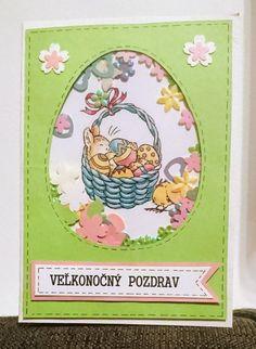 Shaker Easter Card