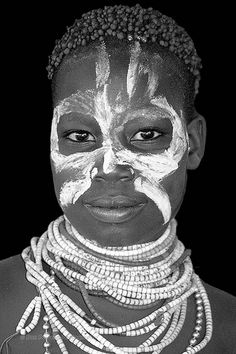 Karo - Labuk Village - Omo Valley Ethiopia | by DonKPoisson