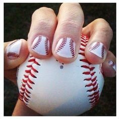 Get your baseball Jamberry nail wraps today!! They last 2 weeks on fingers and up to 6 weeks on toes! $15 for 1 sheet and that's enough for 2 manicures & 2 pedicures! Go order from my site now! Also check out the other designs, over 300 to pick from! Buy 3 get 1 FREE!!  Www.jamwithkris.jamberrynails.net