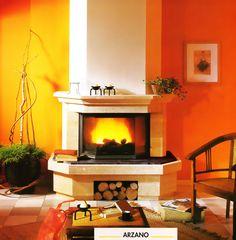 Seminee - Seminee Clasice - Semineu arzano Cabana, Sweet Home, Home Decor, Decoration Home, House Beautiful, Room Decor, Cabanas, Home Interior Design, Home Decoration