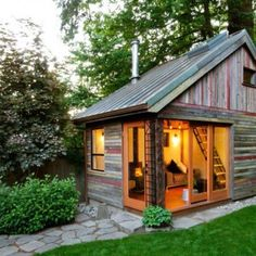 Another tiny house from inhabitat