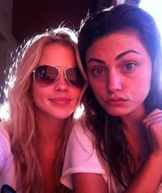 Claire Holt | Phoebe Tonkin | The Vampire Diaries | The Originals