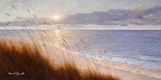 Coast Line by Diane Romanello - Canvas Print at DianeRomanello.com