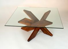 Gitane Workshop - Monarch Coffee table. Packs down to 5x5x33 for ease of shipping!