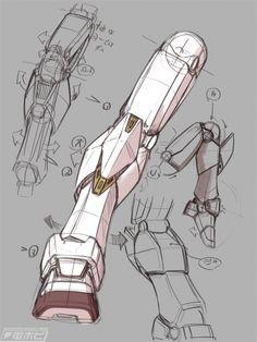 Arte Gundam, Gundam Art, Robot Concept Art, Armor Concept, Character Concept, Character Art, Character Design, Robot Sketch, Robots Drawing