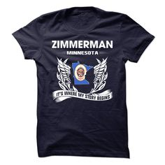 ZIMMERMAN - Its where my story begins!