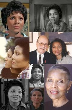 """was an African American actress who appeared onstage, in films and on television and was the wife of the late actor Werner Klemperer — Col. Klink on """"Hogan's Heroes"""" — at a time when mixed marriages were uncom Black History Facts, Black History Month, Model Tips, Kings & Queens, Black Actresses, Female Actresses, Vintage Black Glamour, Divas, African American Women"""