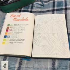 Choose fall colors for my mood mandala ... not sure how I like them. What do you think? #moodmandalabujo #moodmandala #moodtracker. . . . . . #bulletjournal #bulletjournaljunkies #bulletjournaling #bulletjournallove #bulletjournalcommunity #bulletjournaladdicts #bulletjournalideas #bujocommunity #bujodaily #bujoinspire #bujojunkie #bujospread #bohoberrytribe #wearebujo #leuchtturm1917 #stationeryaddict #tombow #tombowusa #plannergirl #planneraddict #bujomonthlyspread #bulletjournalmonthly