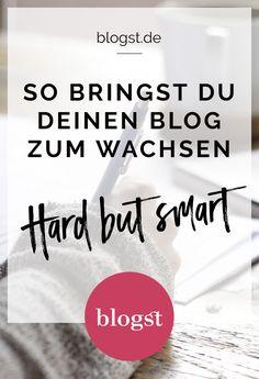 Bring Dein Blog zum Wachsen. Wie entwickeln sich meine Leserzahlen? Welcher Blogpost wurde am häufigsten geklickt? Wie lange verweilt der Leser auf meinem Blog? Wo steigt er aus? Welcher Artikel ging gar nicht?