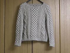 Ravelry: cheshirechat's tight fit aran pullover