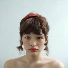 ショートでもかわいいチビ三つ編み♡ 夏フェスにおすすめのヘアスタイルの