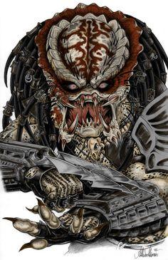 predator 1 by noodleboy88.deviantart.com on @deviantART