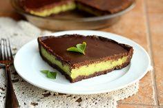 Raw Andes' Mint Pie (Vegan, Paleo)