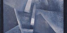Licht-Bilder: Fritz Winter and Abstract Photography Fritz Winter, Licht, A 1, 1934, Oil on Paper on Canvas, 59 x 45 cm Private Collection © VG Bild-Kunst, Bonn 2012