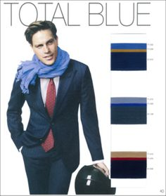 A + A Gentlemen - Men's Color Trends A/W 2015/2016 - A + A - Styling ...