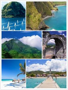✈ Martinique Island -I have been 2 or 3 times beautiful the people can be a little rude for this southern girl..