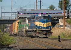 RailPictures.Net Photo: MPEX 5000 Motive Power Industries EMD SD50M-3 at Philadelphia, Pennsylvania by Robert Palmer