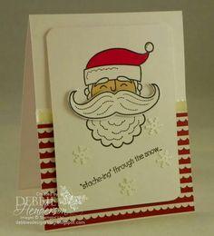 Santa Stache
