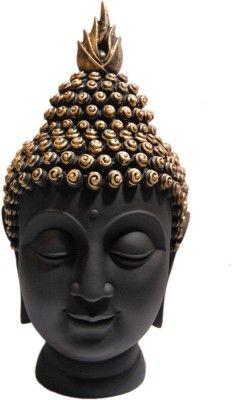 Heeran Art Religious Idols of Gautam Buddha Head Showpiece - 26 cm Price in India - Buy Heeran Art Religious Idols of Gautam Buddha Head Showpiece - 26 cm online at Flipkart.com