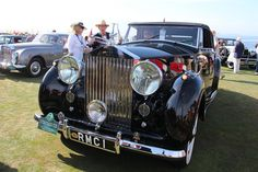 1950 Rolls-Royce Silver wraith HJMulliner Drophead Coupe