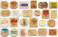Found Tea Tags 01 | Flickr - Photo Sharing!