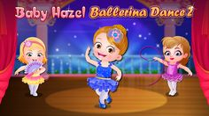 Will Baby Hazel able to give a tough competition to her competitors and win the Ballet trophy? Play and check it now!