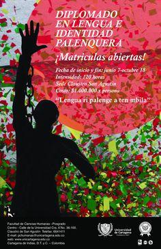 Diplomado en lengua e identidad Palenquera #Unicartagena #Diplomados #CienciasHumanas