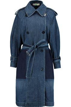Stella McCartneyLeona denim trench coat