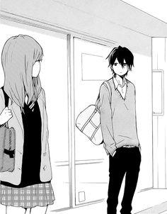 anime romance Ideas for drawing anime couples - anime Manga Tumblr, Anime Love, Anime Guys, Nouveau Manga, Hibi Chouchou, Manga Poses, Couple Sketch, Images Esthétiques, Manga Couple