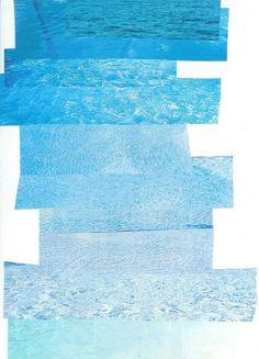 vlinspiratie: cool water, warm weather