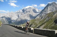 Travel & Leisure pick for bike tour. About 40 miles/day. (Serious) Bike Tours of A Lifetime