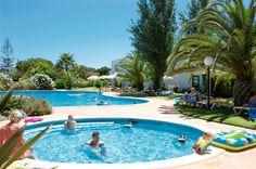 Vakantiepark Quinta do Paraiso, Carvoeiro, Algarve