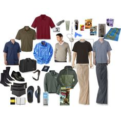 mens packing