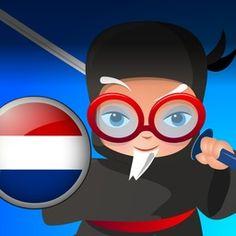 Professor Ninja Dutch / Video App Preview (Trailer for iPhone)